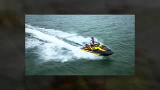 6. 2015 Sea-Doo GTR 215