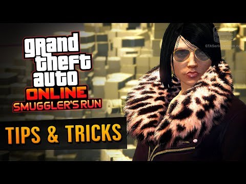 , title : 'GTA Online Guide - How to Make Money with Smuggler's Run'
