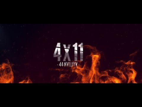 44 Kalliya - 4 x 11 (Official Video)