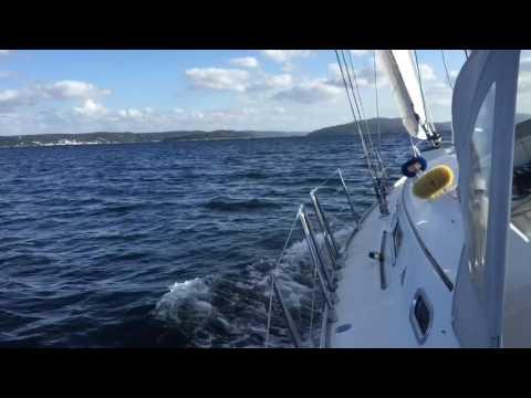 Sailing Hanse 370e