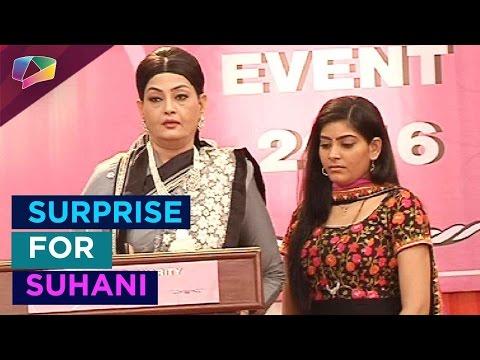 Dadi's surprise for Suhani