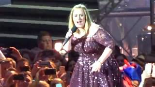 Adele @ Wembley Stadium - Send My Love (To Your New Lover)