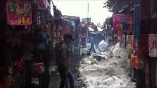 Dalhousie India  city photo : 21.02.2014 - Dalhousie, Himachal Pradesh, India - HD