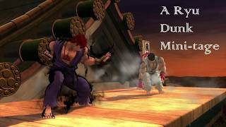 Down and Dirty – A Ryu Dunk Mini-Tage