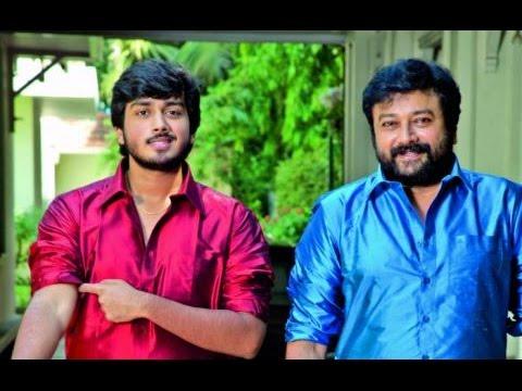 Jayaram's son Kalidasan debuts as hero in Tamil Film   Next movie   Balaji Tharanitharan