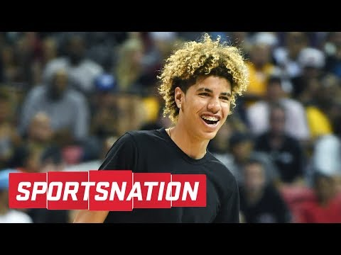 LaMelo Ball And Zion Williamson Creating Too Much Hype For AAU Basketball? | SportsNation | ESPN