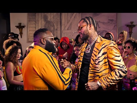 Fresh Prince of Belaire <br>Feat. Rick Ross<br><font color='#ED1C24'>DAVE EAST</font>