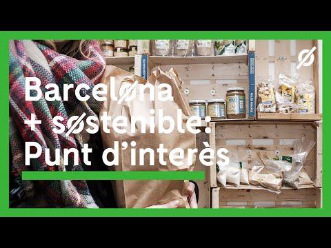 En Jordi crea un punt d'interès al Mapa Barcelona + Sostenible