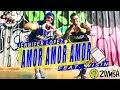 Amor Amor Amor (Versión Zumba) - Jennifer Lopez F, Wisin - Coreografía Equipe Marreta