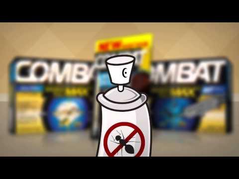 Combat Baits & Gels Kill Ants at the Source