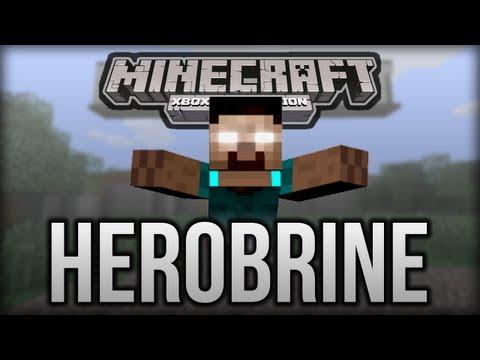 comment trouver herobrine sur xbox 360
