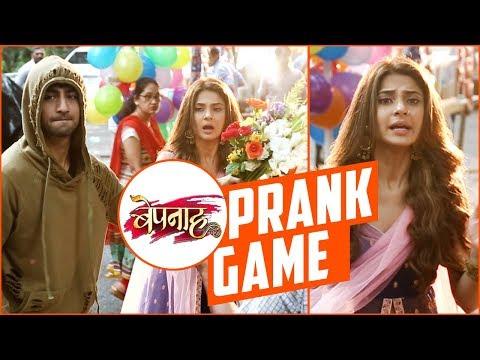 Bepannah :Aditya's Prank Gone Wrong | Zoya Upset | Jennifer Winget & Harshad Chopra (видео)
