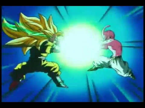Goku vs. Majin bu - AMV Dragon Ball Z