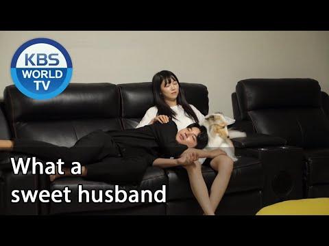 What a sweet husband [Mr. House Husband/2020.10.22]