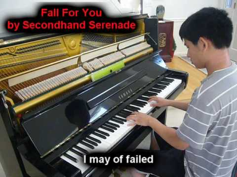 Search Results For Superb Secondhand Serenade Fall For You Tutorial