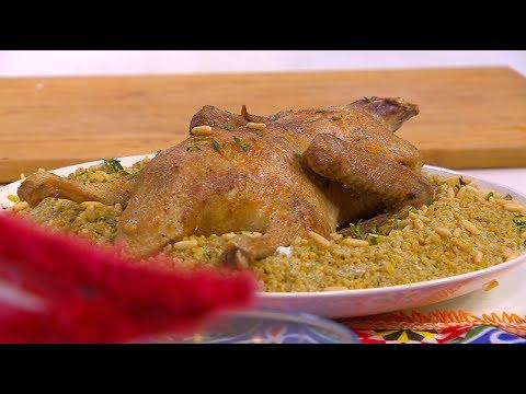 العرب اليوم - طريقة إعداد البط بالفريك