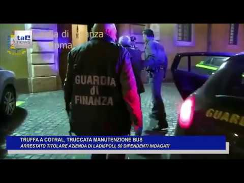 TRUFFA A COTRAL TRUCCATA MANUTENZIONE BUS, 50 DIPENDENTI INDAGATI