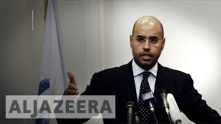 Libya: Saif al-Islam Gaddafi freed from prison in Zintan The son of former Libyan leader Muammar Gaddafi has been freed under a new amnesty law.