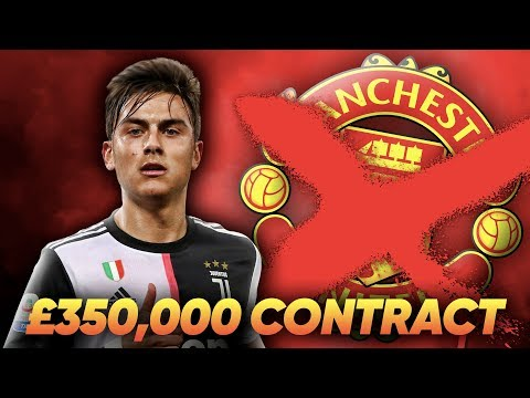 Video: Will Manchester United REGRET Rejecting Paulo Dybala?! | W&L