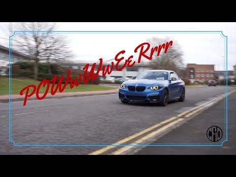 40% Extra Power!? TUNIT Optimum Plus Tune Review - BMW M235i Mod *Hard Acceleration*