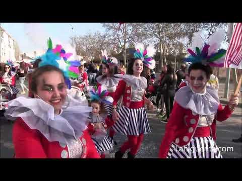 Desfile infantil del Carnaval de Isla Cristina 2020
