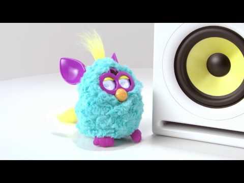 Интерактивная игрушка Furby Холодная волна