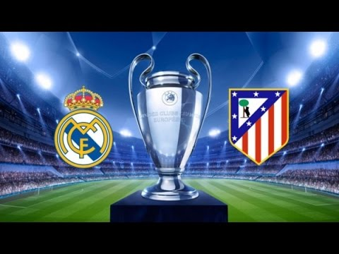 Real Madrid vs Atletico Madrid 1 1 5 3 Extended Highlights Champions League Final 28052016 HD
