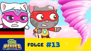 Video Talking Tom Heroes - Zucker-Tornadowarnung (Folge 13) MP3, 3GP, MP4, WEBM, AVI, FLV September 2019