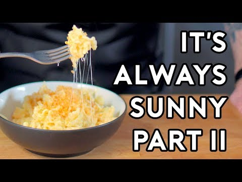 Download Binging with Babish: It's Always Sunny Special Part II HD Mp4 3GP Video and MP3