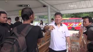Kremasi Kevin Alexander korban AirAsia QZ 8501 - NET12