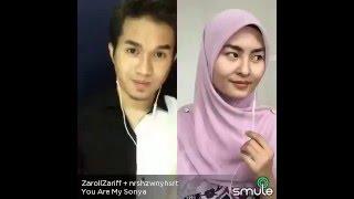Video You Are My Sonia(Filem Kabhi Kushi Kabhi Gham) - Zaroll Zariff & Wany [Smule Malaysia] MP3, 3GP, MP4, WEBM, AVI, FLV September 2018