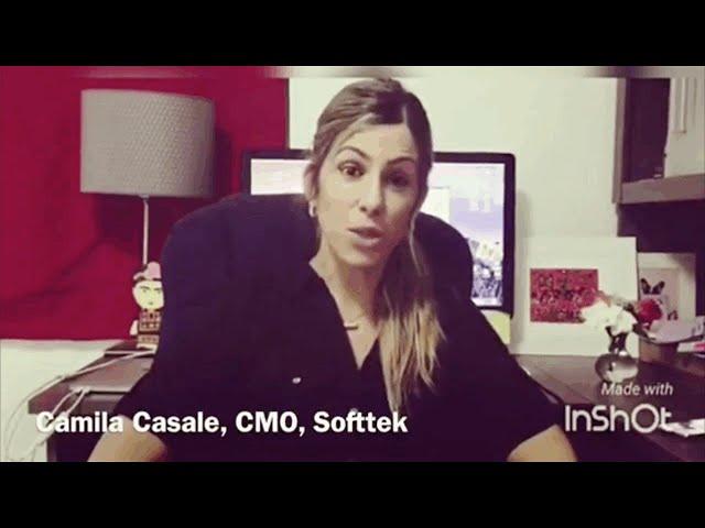 Camila Casale, CMO, Softek