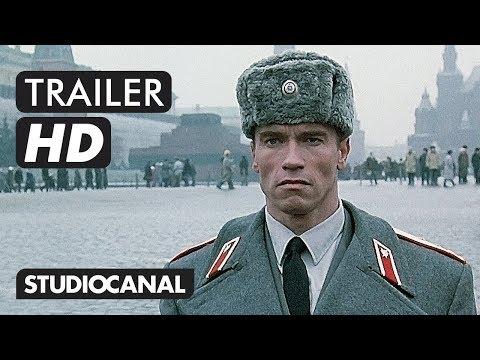 RED HEAT 4K REMASTERED Trailer Deutsch   Ab 24.10. als DVD, Blu-Ray & UHD!