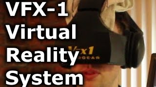 Download Lagu Playing with the VFX1 Virtual Reality System Mp3