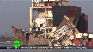 Chittagong Bangladesh  city images : Scrapped: Chittagong Cutters (RT Documentary)