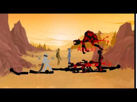 Kill or be Killed animation