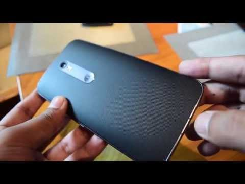 Moto X Style India Hands on, Design, Specifications, camera and gaming overview