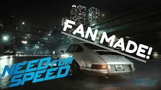 Need For Speed Trailer | FAN MADE!, EA Games, video games