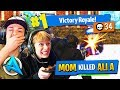 A TEACHES ME FORTNITE!! [NOOB to PRO] Fortnite Battle Royale w/Ali A