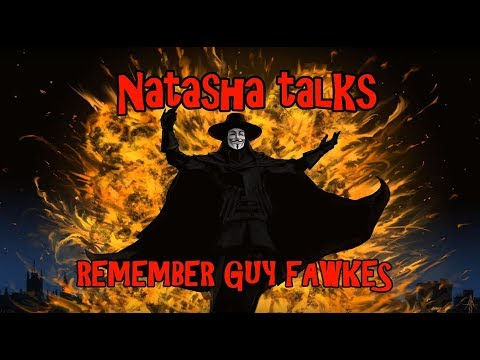 Remember Guy Fawkes