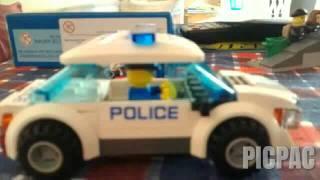 Lego city polecia #picpac #lego
