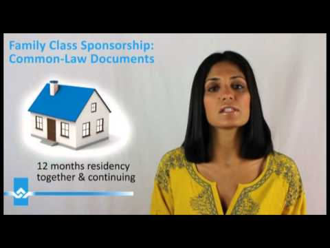 Common Law Sponsorship Documents Video