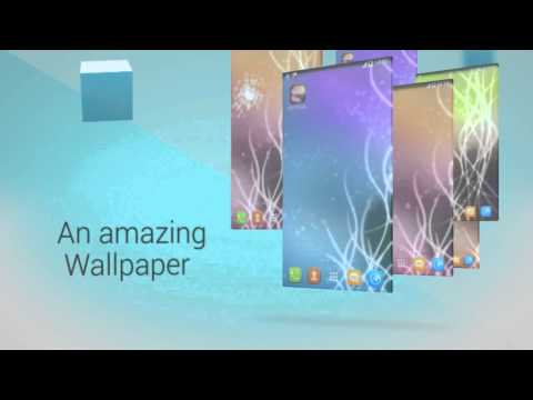 Video of Live Wallpaper Change