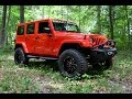 2015 Jeep Wrangler Unlimited Rubicon - Rocky Ridge Phantom In-Depth Walkthrough | 27248T