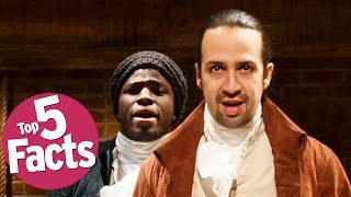 Video Top 5 Must Know Hamilton The Musical Facts MP3, 3GP, MP4, WEBM, AVI, FLV Maret 2019