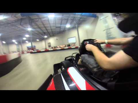 Jim Smith Racing 2014 Bachelor Party K1 speed in Chicago