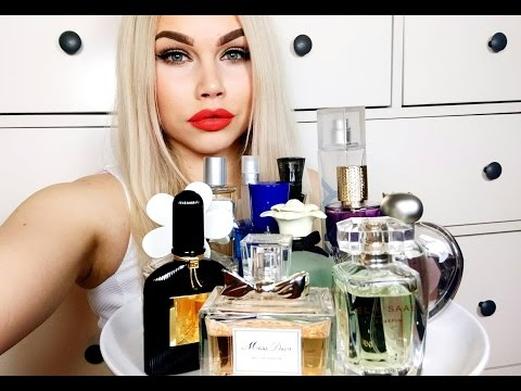 Meine Parfüm Kollektion Marc Jacobs, Vera Wang, Dior, Laura Mercier, DKNY | Vanessa Herold