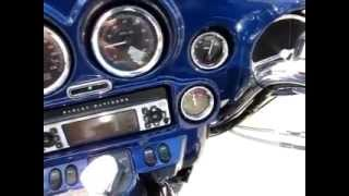 9. 2007 Harley Davidson FLHTCU Ultra Classic Electra Glide