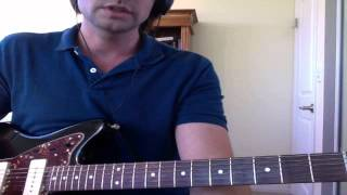 "Guitar Lesson: ""I'm Shakin' "" -- Track 8 from Jack White's Blunderbuss (2012)"