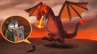 Minecraft Dragons - I KILL THE MOTHER OF ALL DRAGONS!